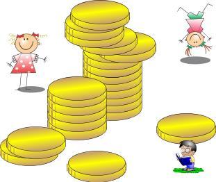 Znalezione obrazy dla zapytania gify banknoty